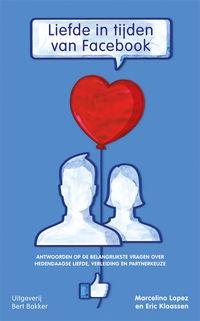 Liefde in tijden van Facebook cover