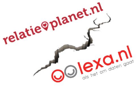 Relatieplanet versus Lexa