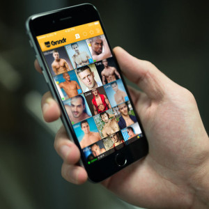 Grindr investering