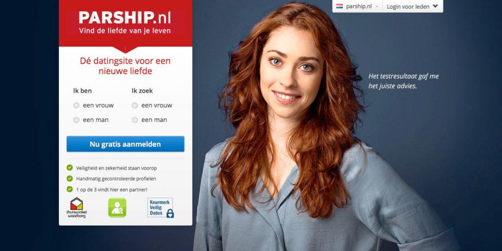 Parship Nederlandse site